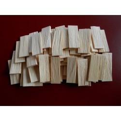 Zirben-Holzschindeln/Dachschindeln