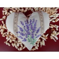 Lavendel Kuschelherz