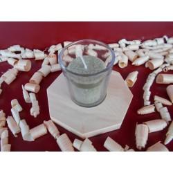 Zirbenholz - Kerzenhalter